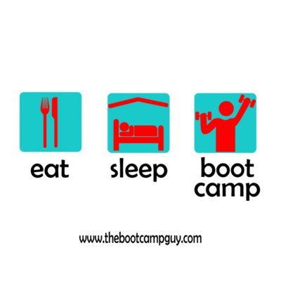 Eat - Sleep - Boot Camp